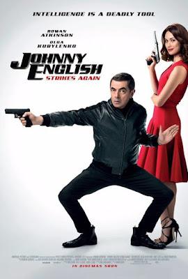 Johnny English Strikes Again Movie Poster 3