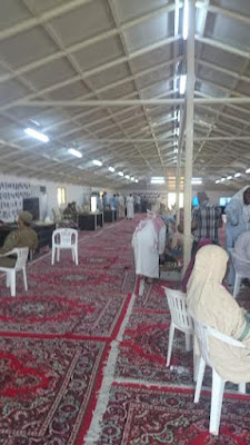 Mecca Pilgrimage stampede
