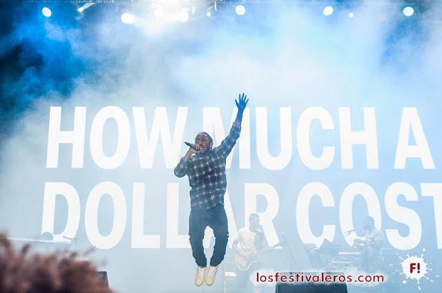 FIB, 2016, Música, Festival, Benicassim, Kendrick Lamar