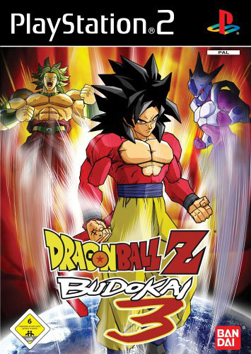 Dragon Ball Budokai