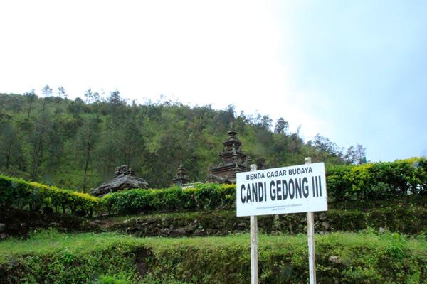 Candi Gedong Songo, Candi Bercorak Hindu di Semarang Jawa Tengah