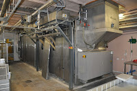 Complete CBW System Tunnel 12x36 Press 50KG Dryers 3X50KG Shuttle Year 1993