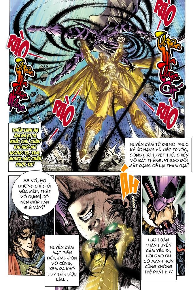 Đại Đường Uy Long chapter 52 trang 22