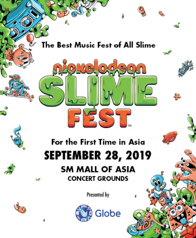 Nickelodeon September 2019 : nickelodeon, september, NickALive!:, First, Asian, Nickelodeon, SlimeFest, Philippines, September