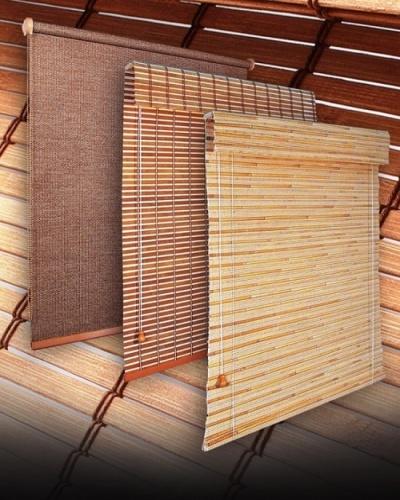 Bambusové rolety ikea