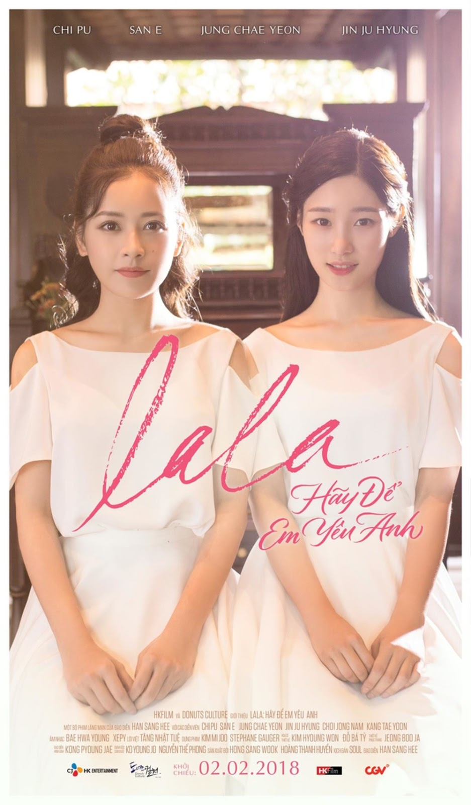 LALA: Hãy Để Em Yêu Anh