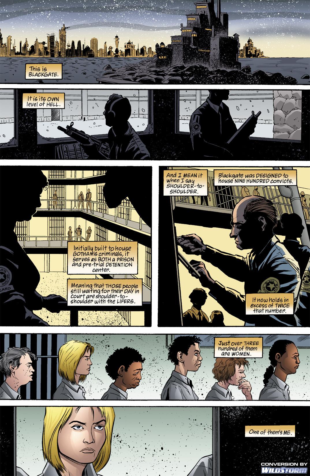 Detective Comics (1937) 767 Page 1