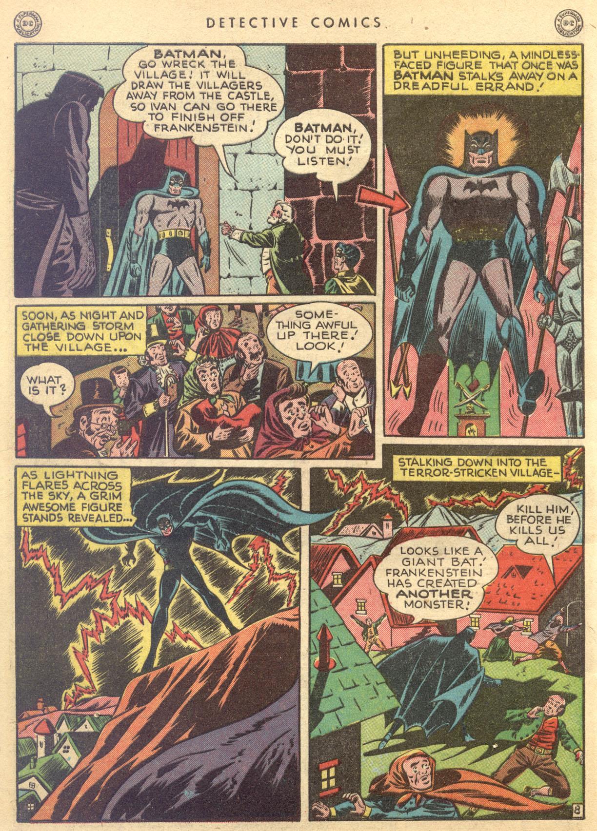 Detective Comics (1937) 135 Page 9