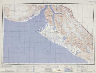 Yakutat 1951 United Stats 250000