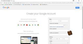 Cara Membuat Akun Google Dengan Cepat dan Aman