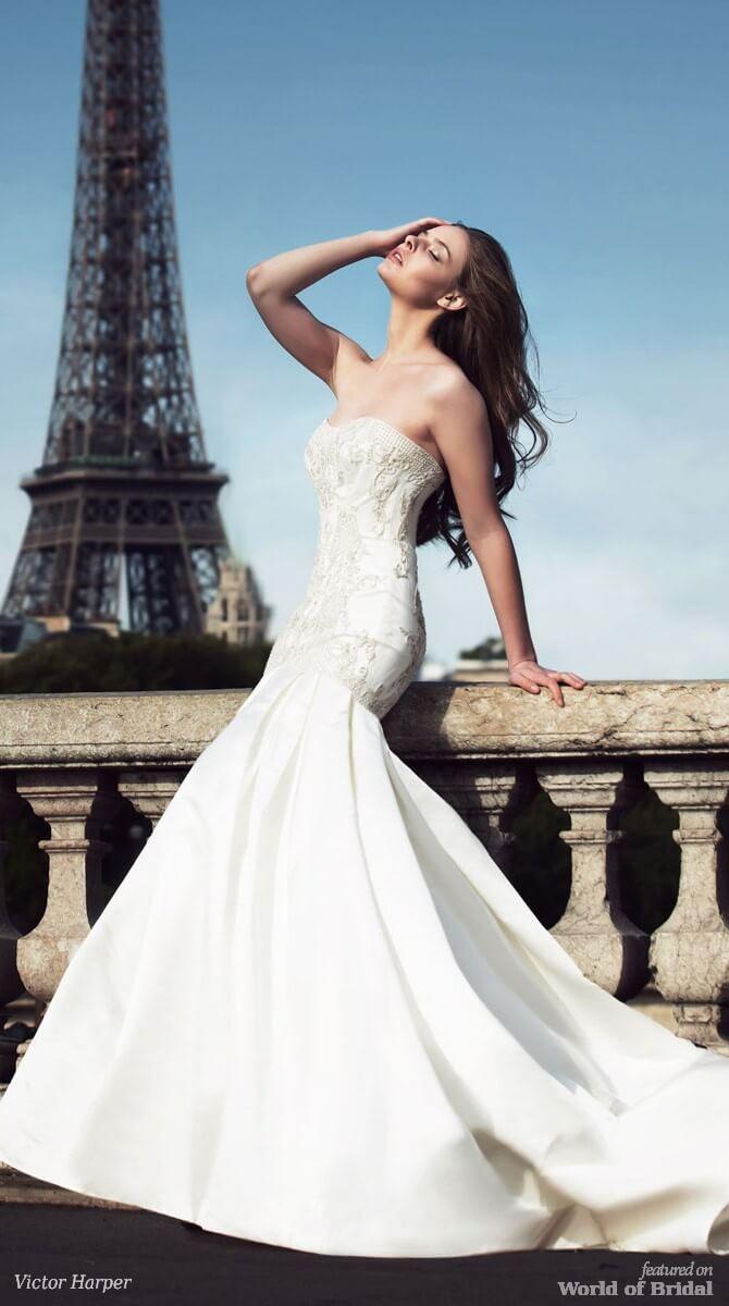 Victor Harper Spring 2018 Couture Wedding Dresses World