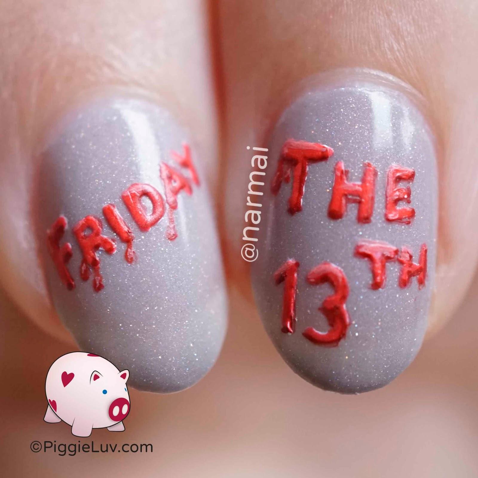 Piggieluv Happy Friday The 13th