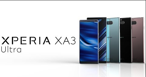 Sony Xperia XA3, Xperia XA3 Ultra, Xperia L3 Launch Expected on January 7 at CES 2019
