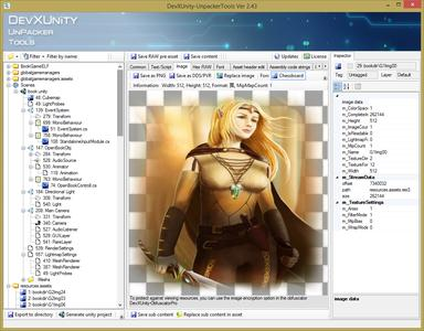 DevXUnity-UnpackerTools 2 71 Portable - Softech - Full Softwares
