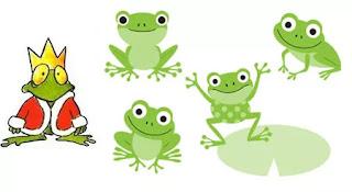 Fábula de las ranas pidiendo rey con moraleja y valores