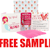 Free MakeUp Eraser Makeup Remover Cloth Sample Pack