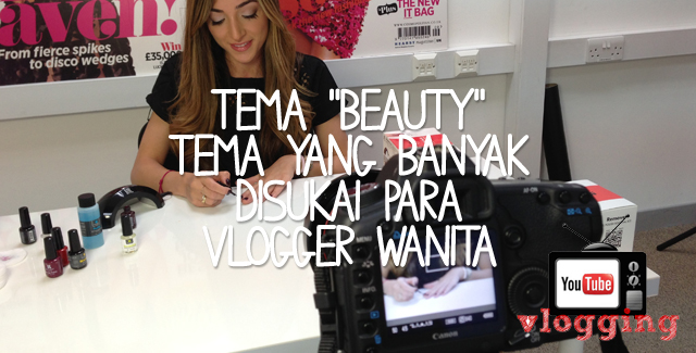 Vlogger Wanita