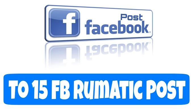 Top 15 Facebook Rumantic Post Bangla