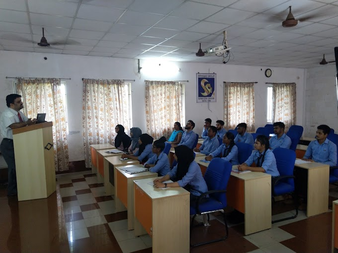 Guest Lecture by Prof. Shridhar Acharya on IT Entrepreneurship