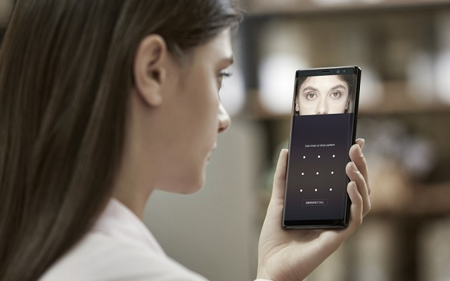 Learn about the iris scanner and how it works.