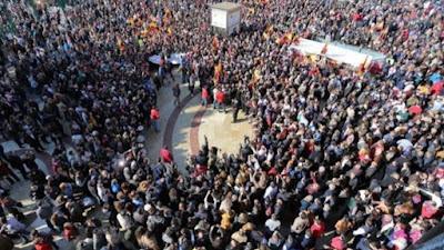 manifestacion defensa tauromaquia valencia 2016_efe