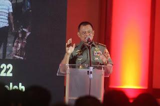 Panglima TNI Jendral Gatot : Amerika Sudah Tingkatkan Kekuatan Militer di Australia - Commando