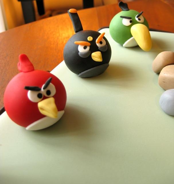 Happy Birthday (Angry Birds Style!)