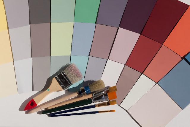 scelta del colore nell'interior design