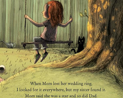 Lovely illustration from Briony May Smith