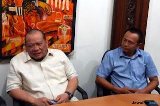 La Nyalla: Saya Kapok Dukung Prabowo, Sekarang Saya Akan Dukung Jokowi