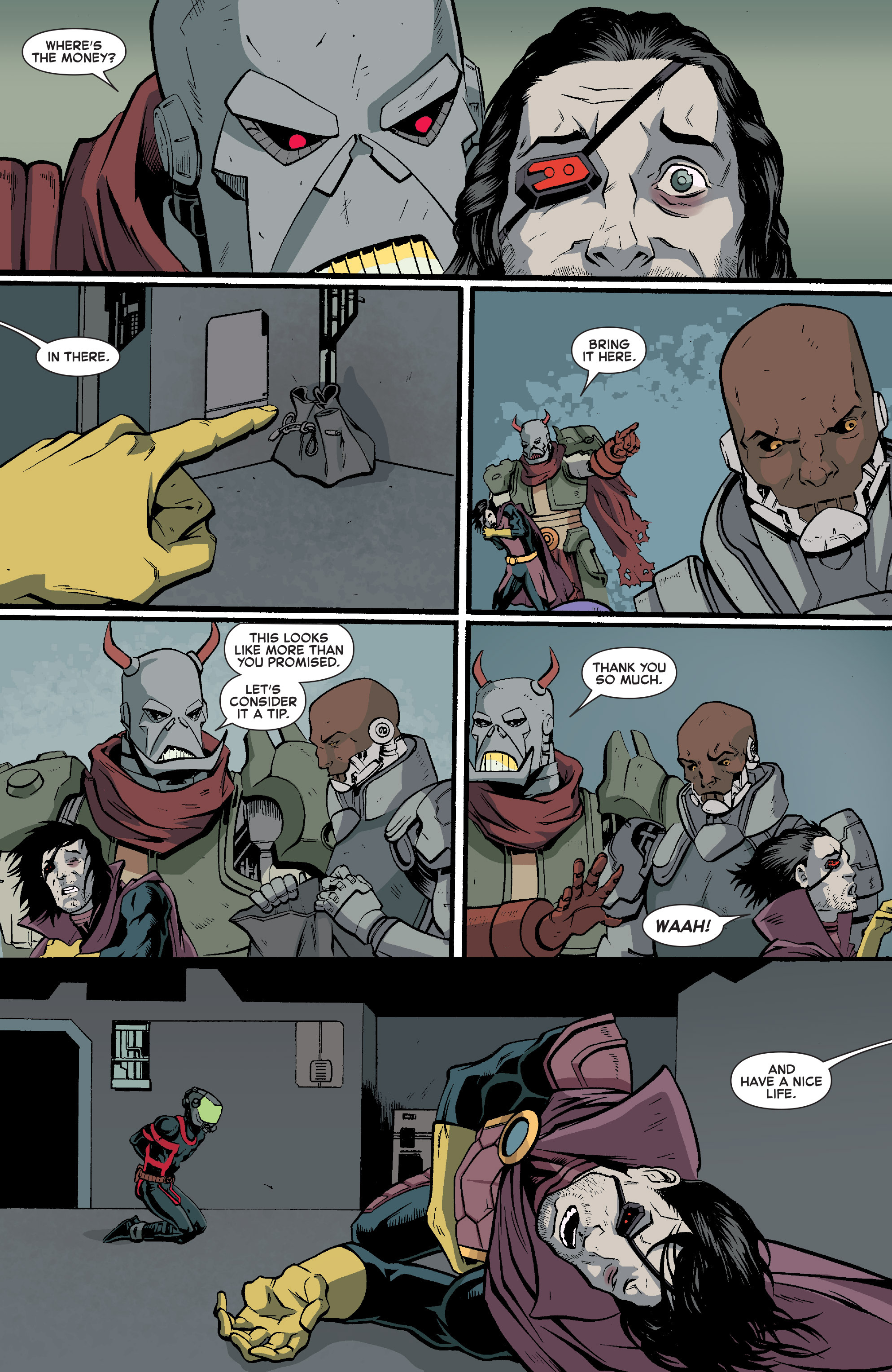 Read online Uncanny X-Men (2013) comic -  Issue # _Special 1 - 20
