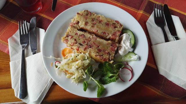 mazurskie jedzenie