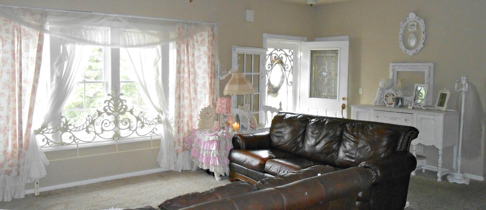 Olivia S Romantic Home Shabby Chic Living Room