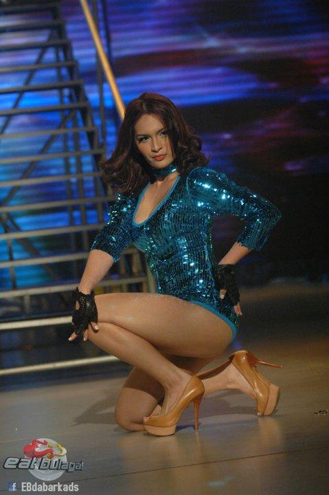 pauleen luna sexy eat bulaga dance number 02