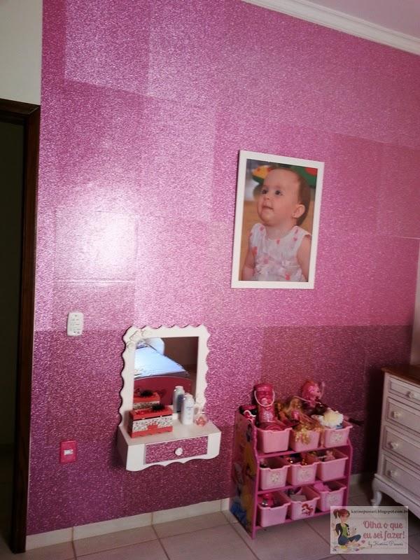 E v a como papel de parede olha o que eu sei fazer - Papel para revestir paredes ...