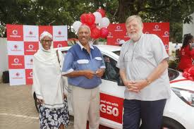 KBC Vodafone Lottery Winner