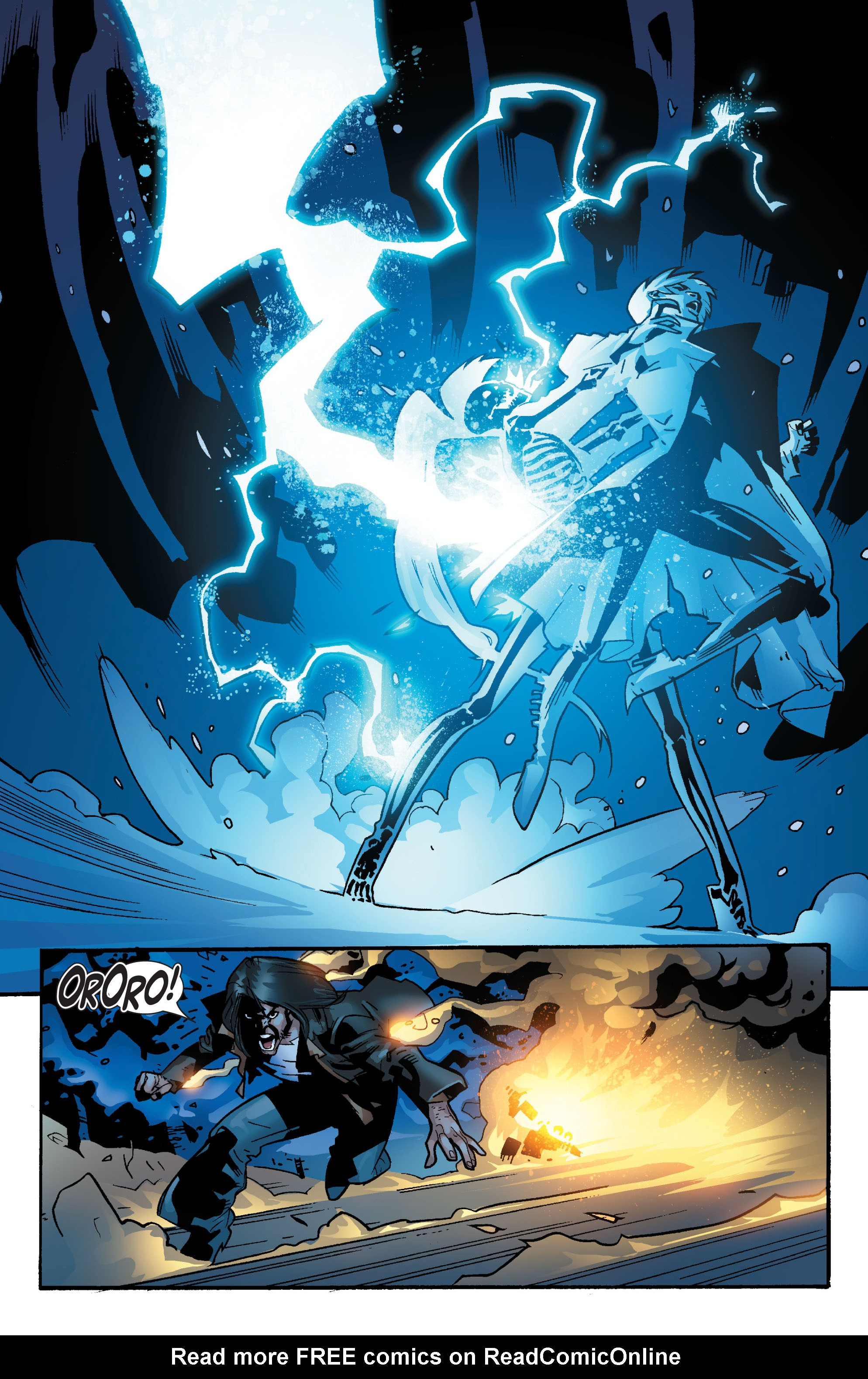 Read online Ultimate X-Men comic -  Issue #60 - 18