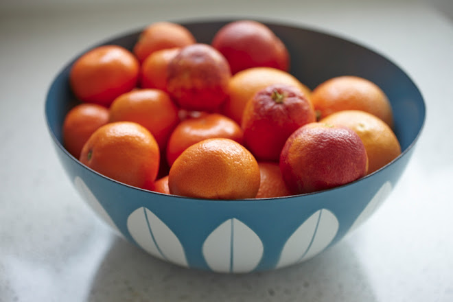 When life gives you oranges ... help supporting the Big Sur Bakery