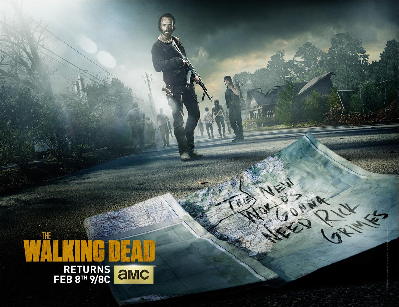 The Walking Dead: Emily Kinney is set to return after her farewell in season 5