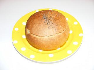 retete de mancare fasole scazuta cu costita afumata in paine de casa,