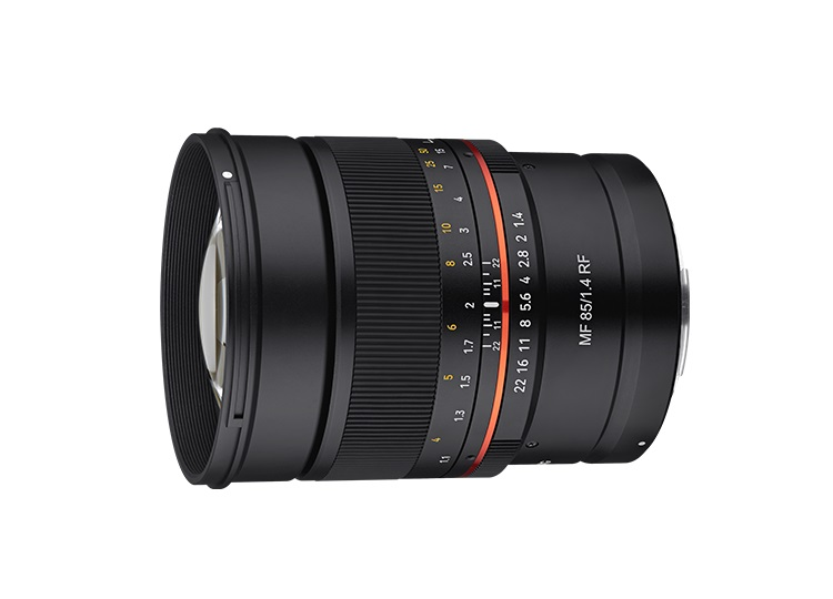Samyang MF 85mm f/1.4 RF