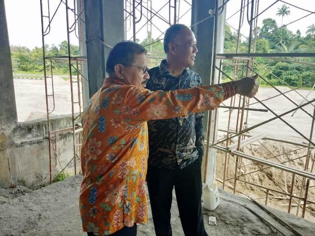 Masjid Raya Bakal Jadi Icon Baru Padang Pariaman