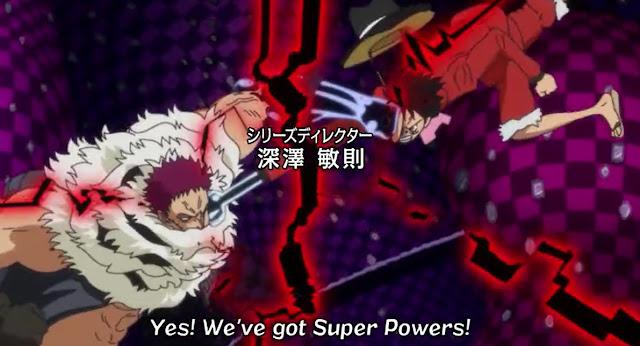 Download Lagu One Piece Super Powers dari V6 (Lirik dan Terjemahan)