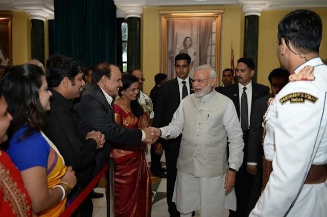Image result for Department of Posts Secretary B V Sudhakar image