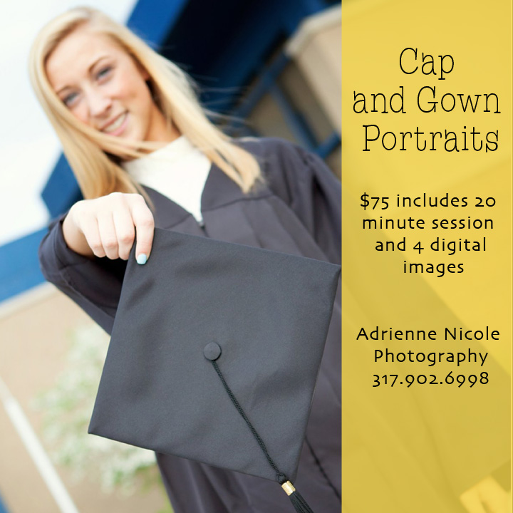 Adrienne Nicole Photography | {Indiana Senior Portrait Photographer ...