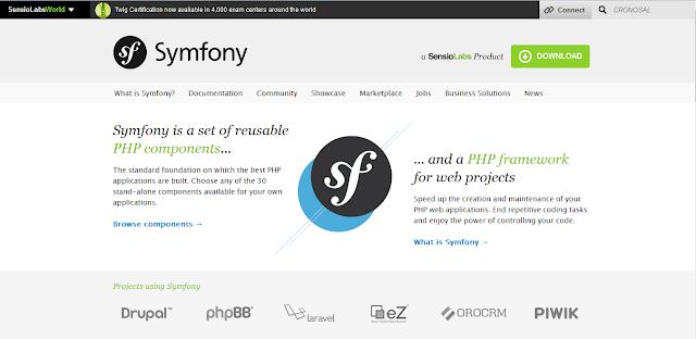 php,framework,symfony framework,php5,php7