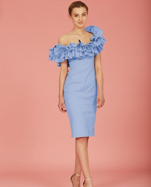 Vestido Coosy - Magnolia