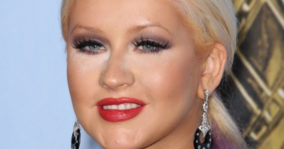 Christina Aguilera Pink and Purple Hair Color ~ Krazy ...