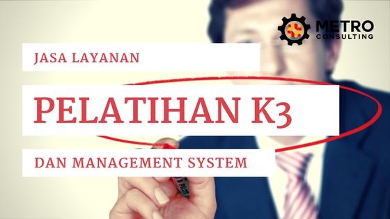 Layanan Pelatihan K3 dan Management System