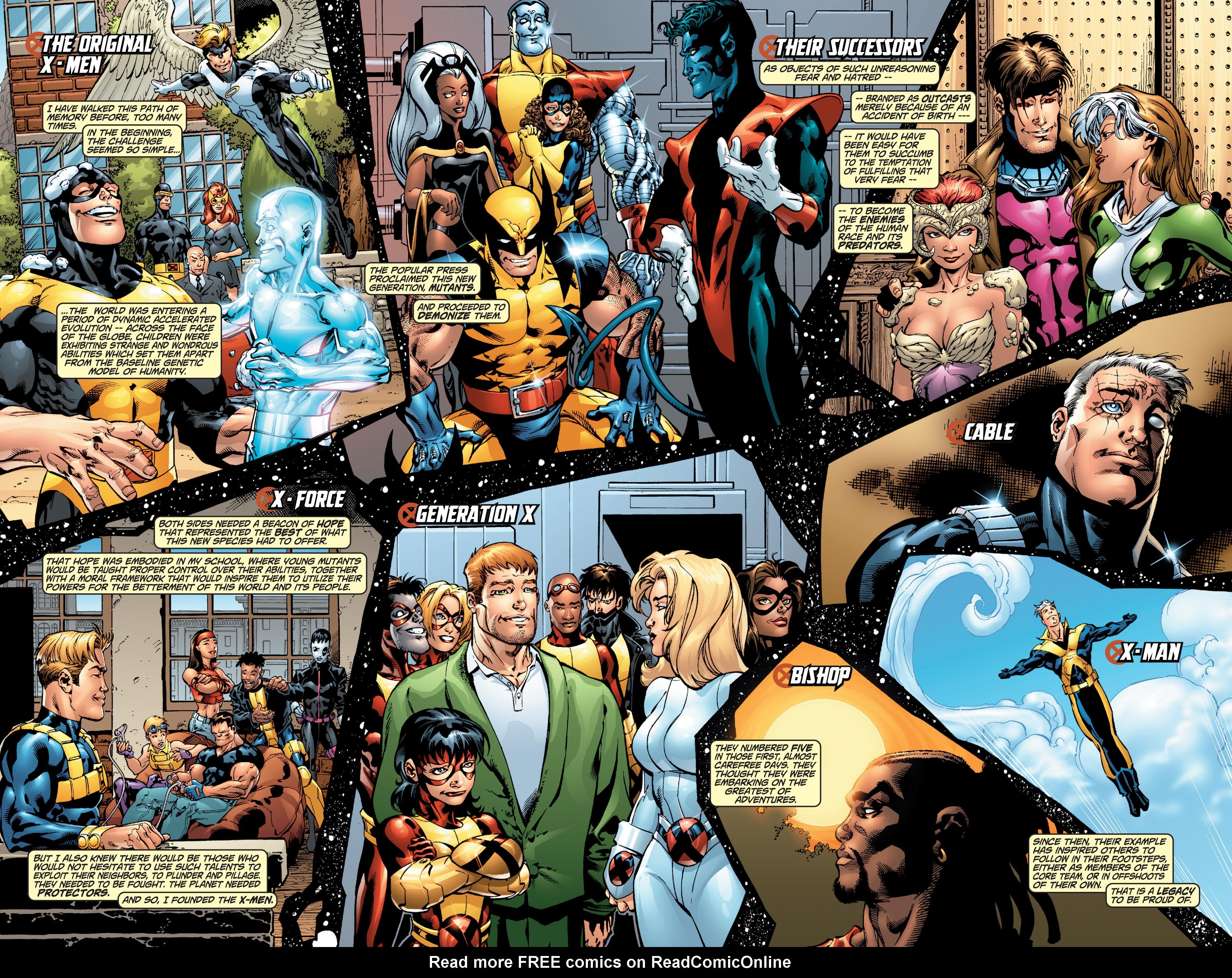 Read online Uncanny X-Men (1963) comic -  Issue #379 - 3